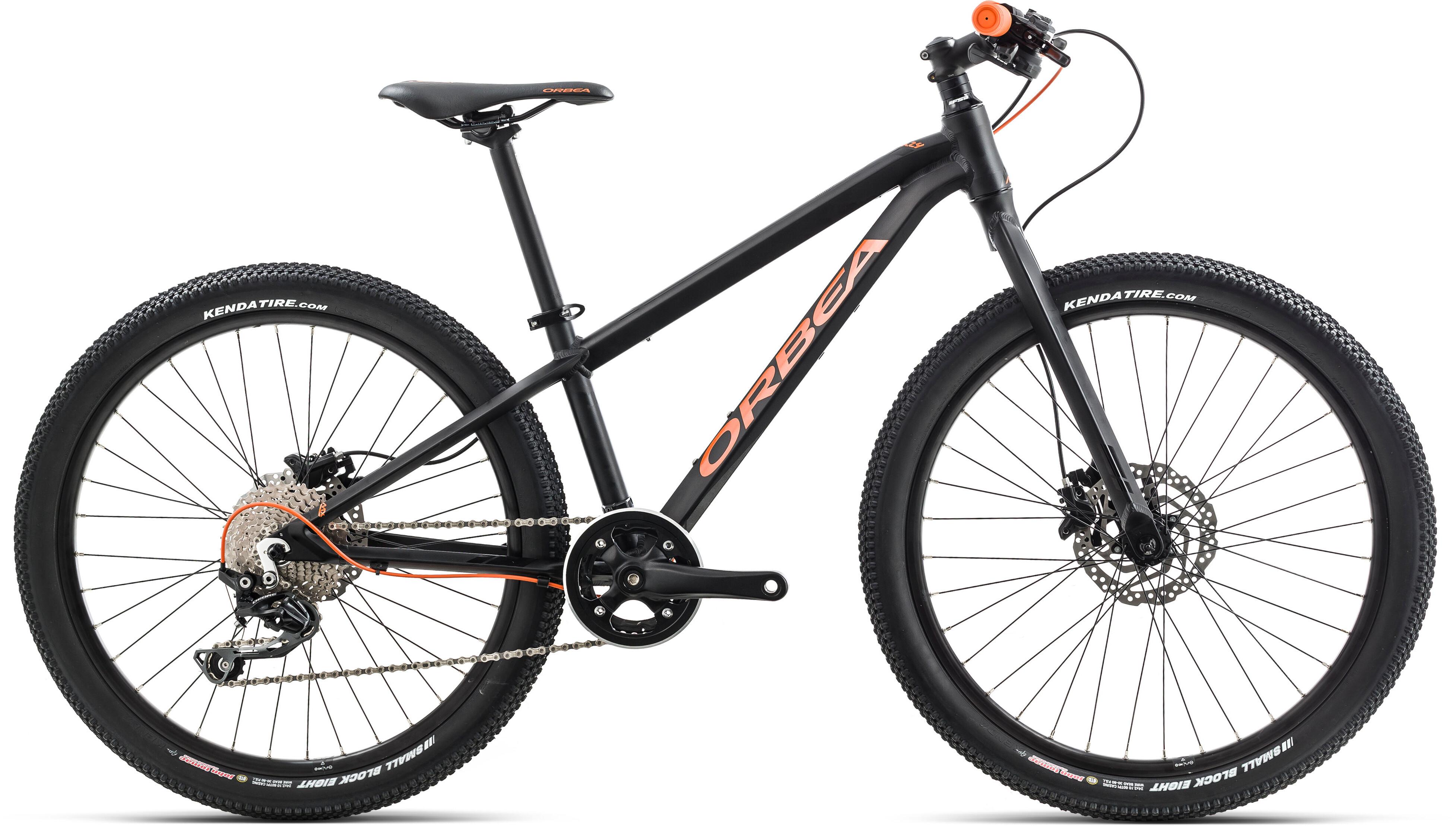 ORBEA MX 24 Team-Disc Børnecykel rød/sort   Find cykeltilbehør på nettet   Bikester.dk